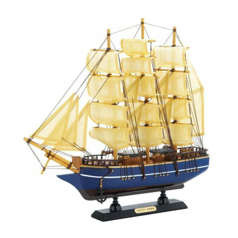Clipper Cutty Sark Model Mounted Ship fully rigged  Free shipping, Arts & Entertainment > Hobbies & Creative Arts > Collectibles,Interior Design Genie ,