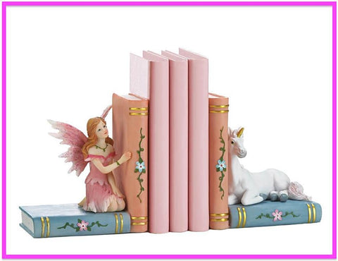 Unicorn and Fairy unique mini bookcase for Themed kids room free postage, home & Garden Decor,Interior Design Genie ,
