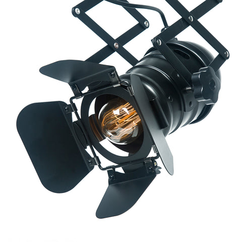 Unique Home Cinema Studio Ceiling Light, Black Iron Ceiling Lamp E27 Bulbs Indoor Absorb Dome Light for Living Room Bedrooms Bar Free Shipping, Home & Garden > Lighting > Lamps,Interior Design Genie ,