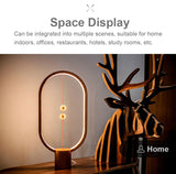 Balance Night Light Smart LED Lamp USB Charge Indoor Home Decoration Bedroom Lights Creative Christmas Kids Gift, Home & Garden > Lighting > Lamps,Interior Design Genie ,