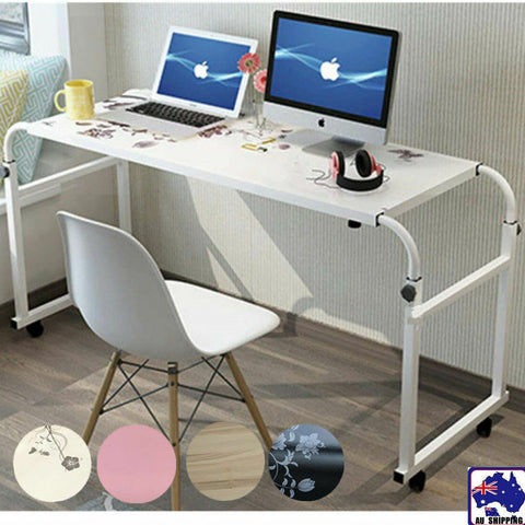 Portable Stand Table Practical Stand Adjust Length Height Portable Desk