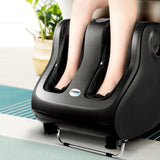 Massage Apliance Foot Massage Feet  Massager - Black