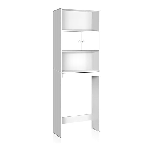 Bathroom Storage Bathroom Cabinet Save Space -in  White