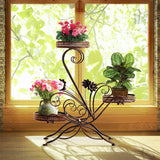 Garden Flowers Stand Storage Items Storage jolawe2019G