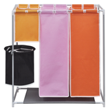 Laundry Practical Organiser With Sections Many Designs