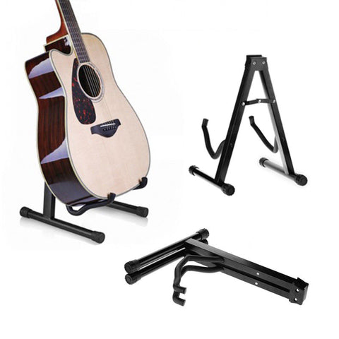 Stand Portable Folding Practical Guitars