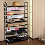 Shoe Storage Black Big Tall For many pairs jol9797AA