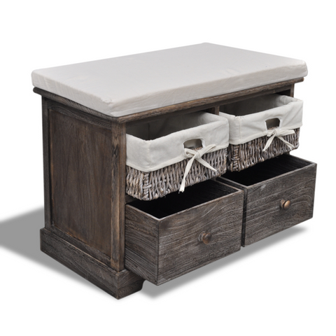 Jol Storage And Bench Drawers Wooden OO