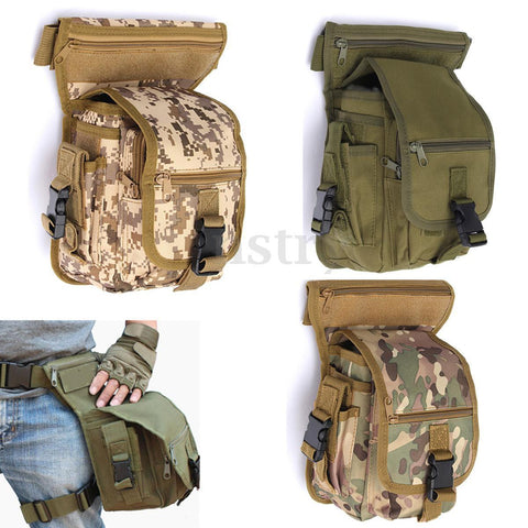 Bags Waist And Leg Durable Practical