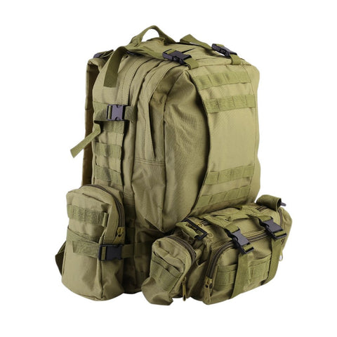 Bag Pack Army Style 4 pcs jolbagitto