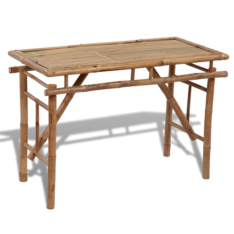 Natural Materials Table  Foldable Wooden joldagatti Bamboo G