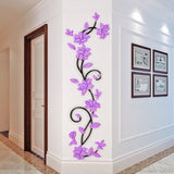"Decor New Designs Colors art ""jolflowers"""