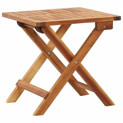Portable Table Practical And Folding Wood Solid
