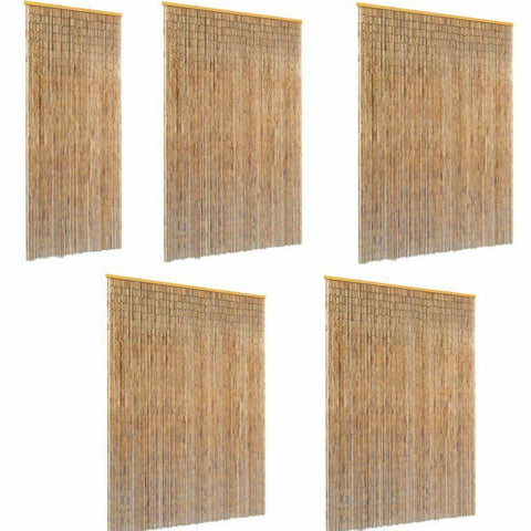 Bamboo Create Privacy Cover Doors Stop Insects jolhangba