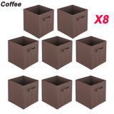 Storage items Cubes To Store Foldable  x8 x6 pcs jolkalathi
