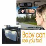 kIds Baby Check Mirror Easy jolkidomir