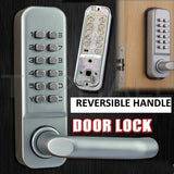 Lock Easy Safe Durable Reversible Handle