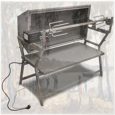 Roast Grill Pieces Meat  Practical Motor Wheels jolnosmoke