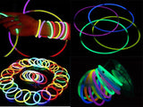 Kids And Adults Fun Sticks That glow in mixed colors jolpediamo