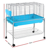 Cage Pets Portable Practical Easy Clean Plenty Space  jolrabgu