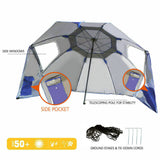 Umbrella Sun Protection Big Size Outdoor jolumbre