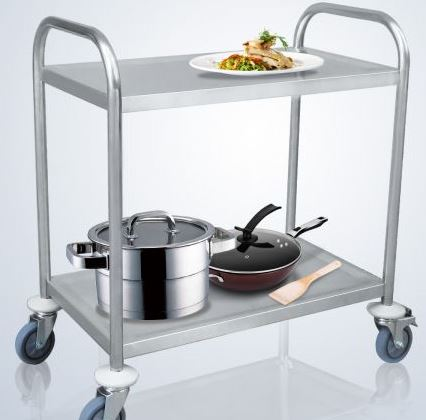 Table Kitchen On Wheels Table Metal - terter
