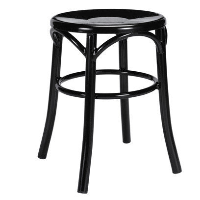 Stool Classic Black Or White