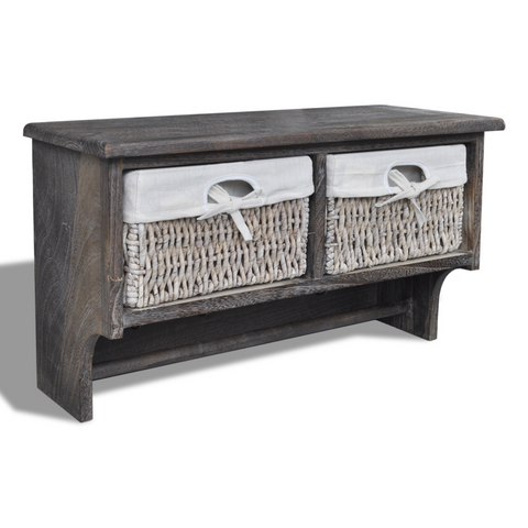 jol Storage Wood Drawers And Baskets D1