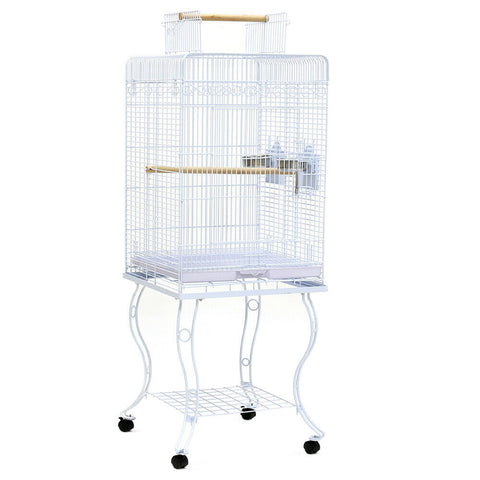 Cage Big White Portable Awesome Design jolbirgio