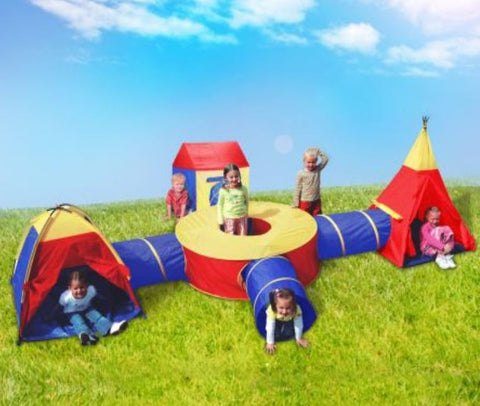 Kids Play Area Tents And Tunnels (w)