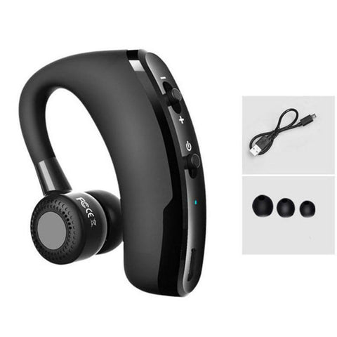 Bluetooth Handsfree With Mic Voice Control Wireless v
