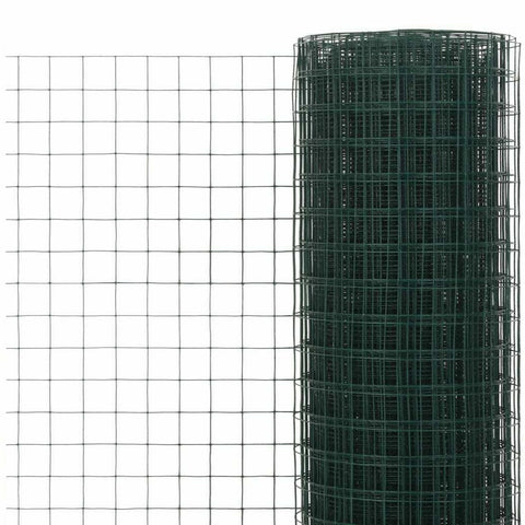 Plants Trees Mesh cover fence Steel Chicken Wire Coating Pvc