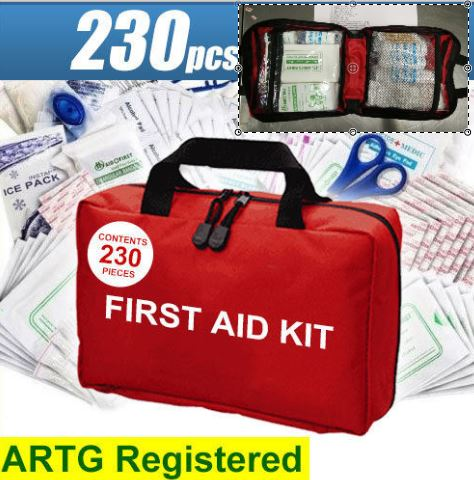 First Aid New Complete Pack