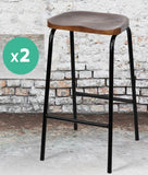 Stools Stylish Durable Buy 2 Or More - In 2 sizes available