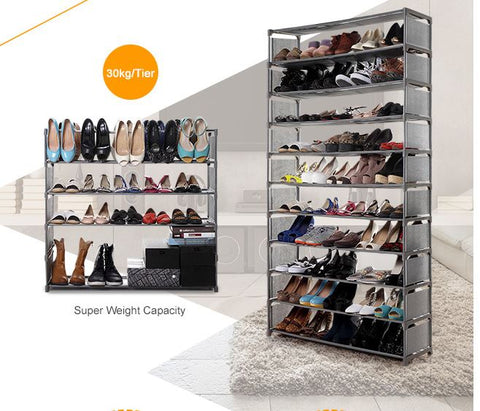 Shoe Storage For Shoes Many Durable Plenty Space  -D1-