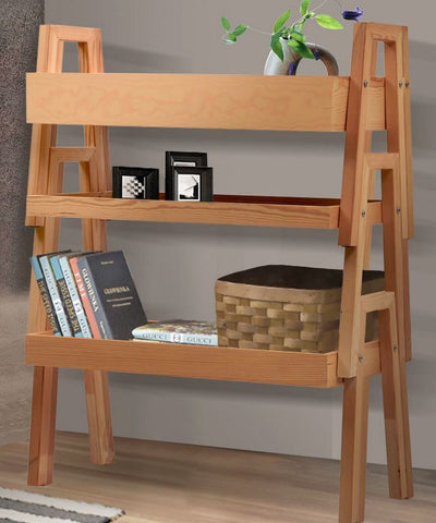Stand 3 Level Practical Detachable Wooden jolstandatto