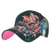 Hat Cap With Nice Embroidery Pattern jol23art Designs