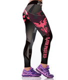 Workout Leggings Active Sporting  Pants  Version III 2W