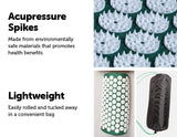 Health and Fitness  Items Exercise Acupressure Fitness Mat Pilates