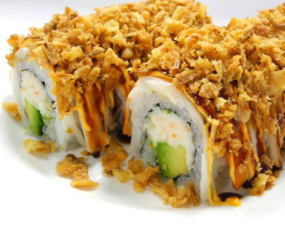 Crunchy California Roll 8pcs
