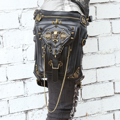 Steampunk Skull Unisex Rock Bag