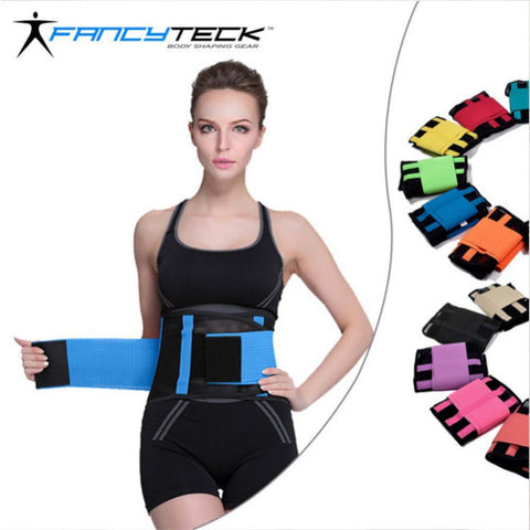 Colour Body Shaper Belt