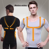 Men's Body Suit
