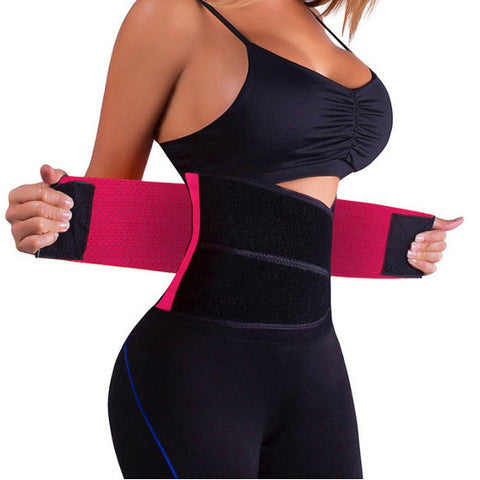 Unisex Slimming Waist Belt