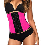 Latex Waist Cincher and Vest