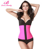 Plus Size Latex Waist Training Corset