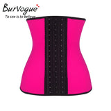 Steel Boned Latex Waist Shaper