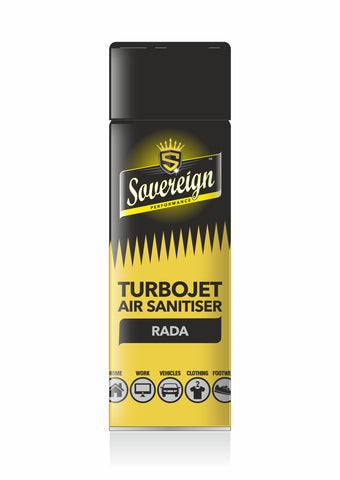 Turbojet Air Sanitiser - RADA *NEW*