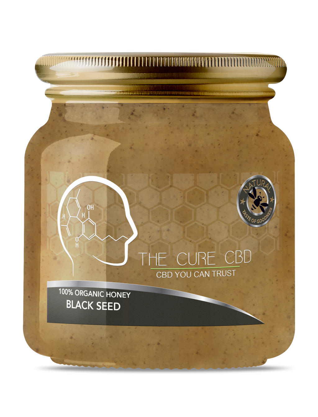 Black Seed Infused Honey