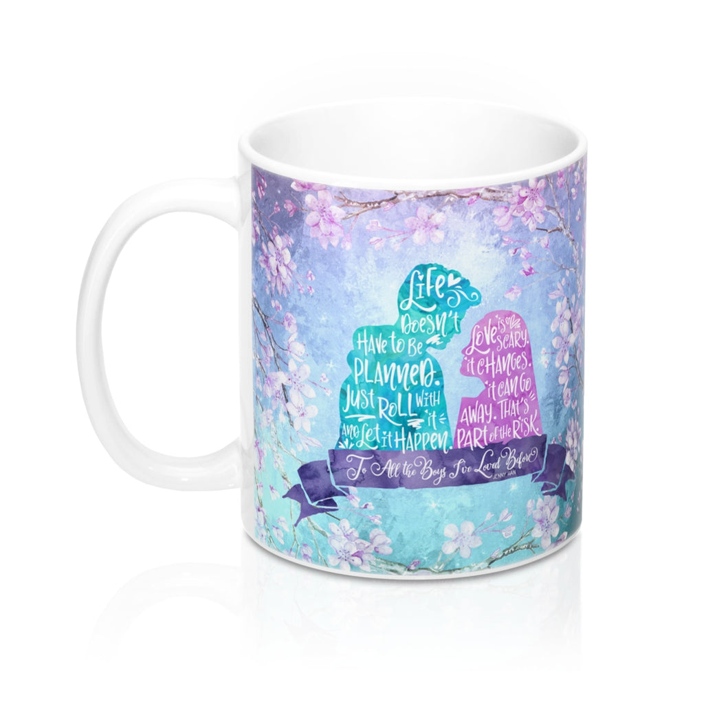 Life and Love According to Covinsky. To All The Boys I've Loved Before Quote Mug - LitLifeCo.